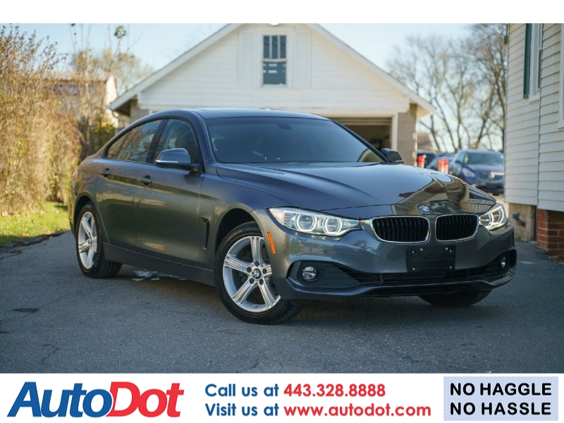 BMW 4 Series 2015 price $21,770