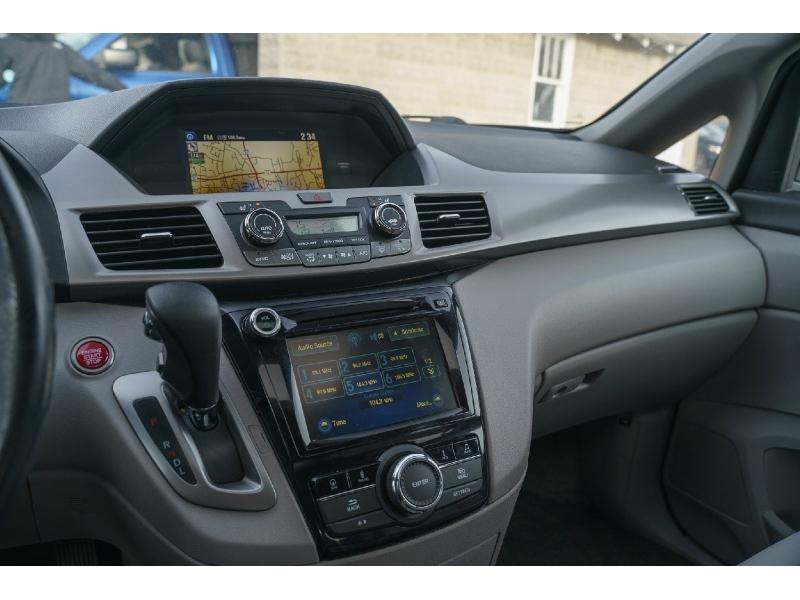 Honda Odyssey 2016 price $16,990