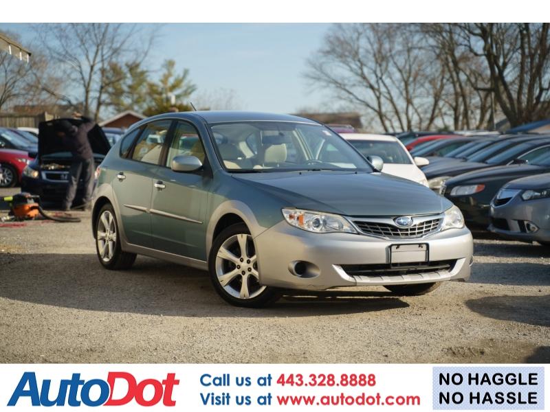 Subaru Impreza 2009 price $8,390