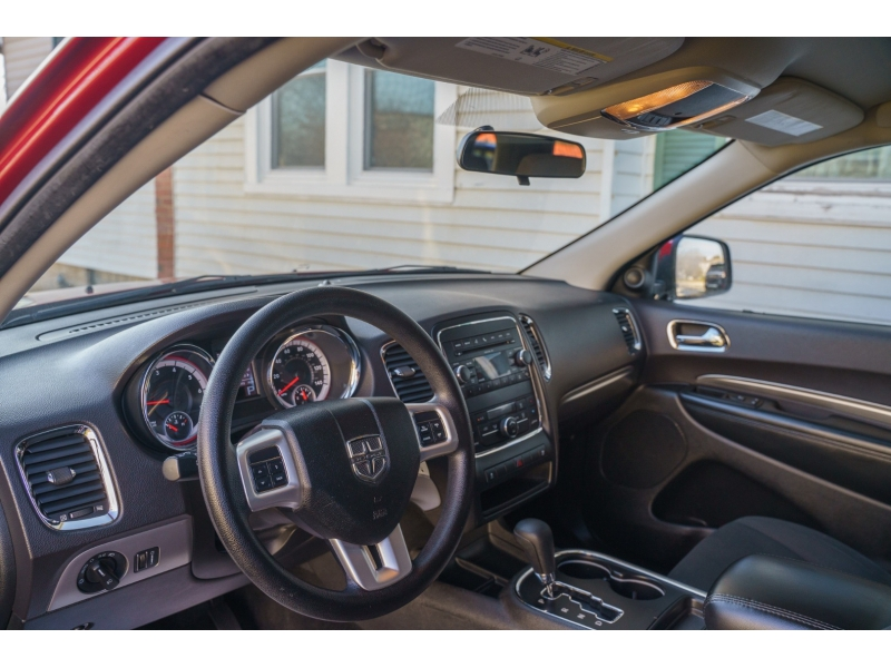 Dodge Durango 2011 price $11,390