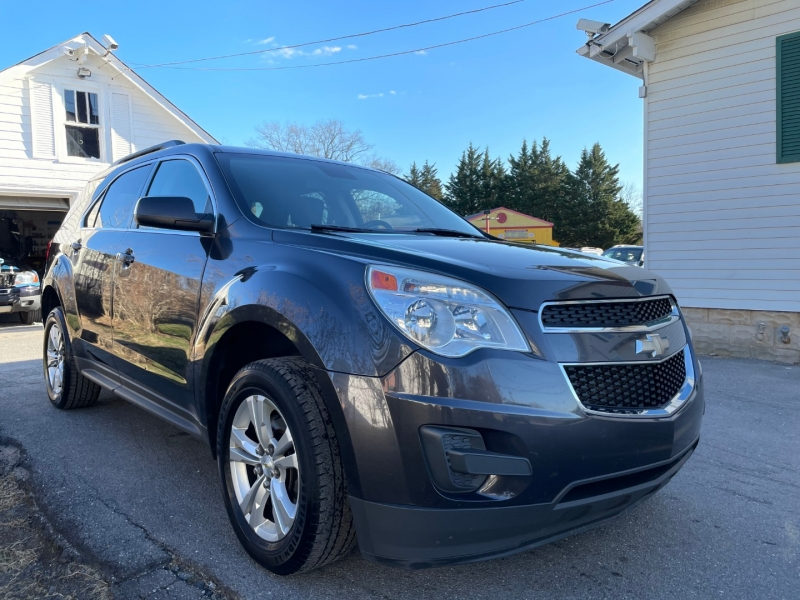 Chevrolet Equinox 2013 price $8,770