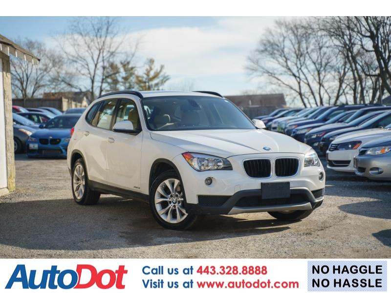 BMW X1 2014 price $13,470