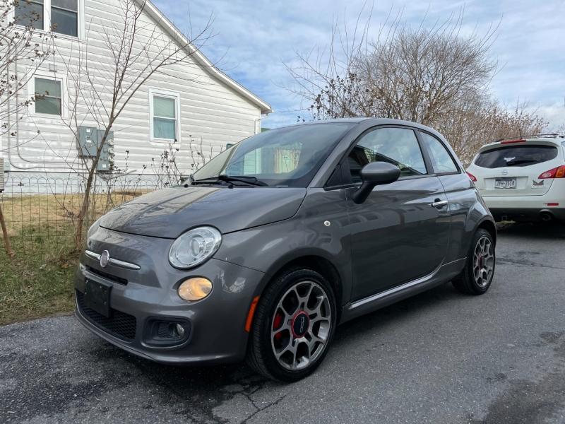Fiat 500 2012 price $4,990