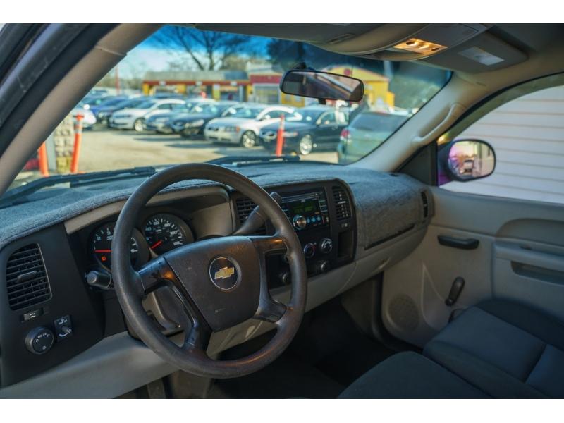 Chevrolet Silverado 1500 2010 price $7,780
