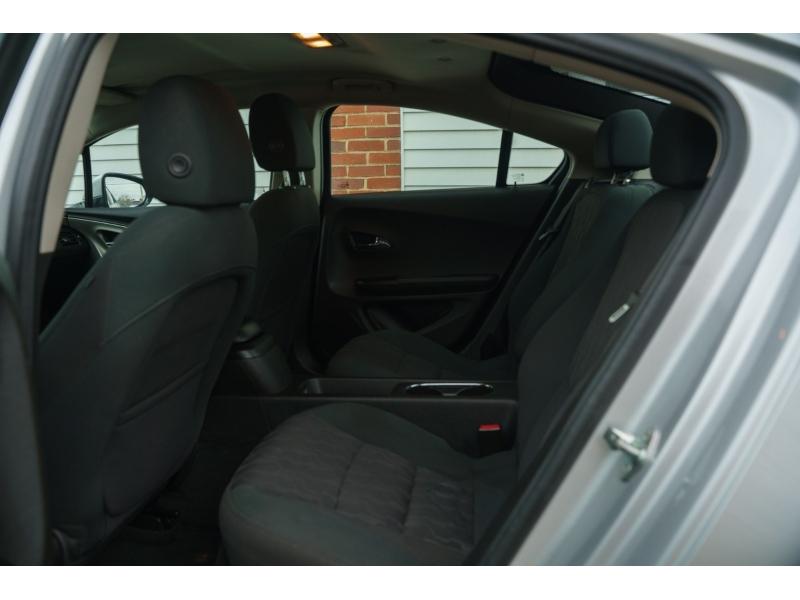 Chevrolet Volt 2012 price $6,490