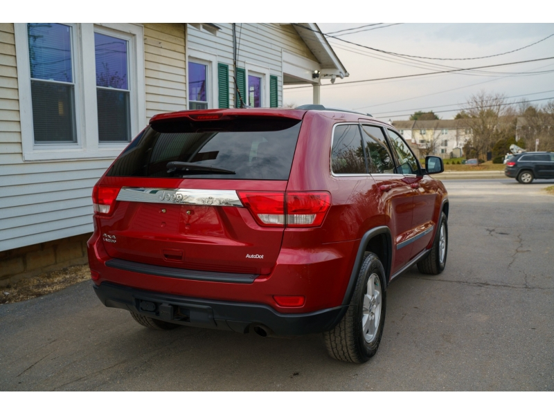 Jeep Grand Cherokee 2011 price $11,470