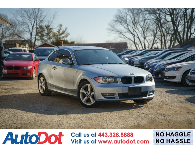BMW 1-Series 2011 price $10,990