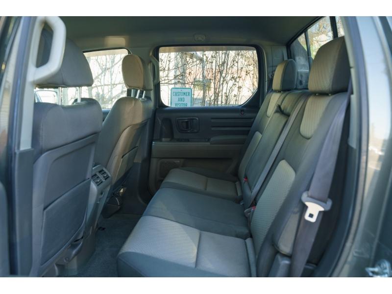 Honda Ridgeline 2007 price $14,780