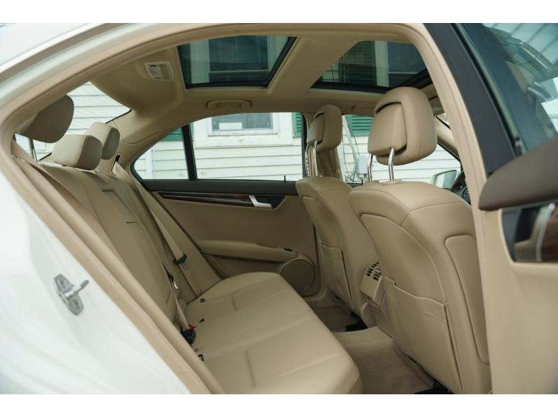 Mercedes-Benz C-Class 2012 price $10,390