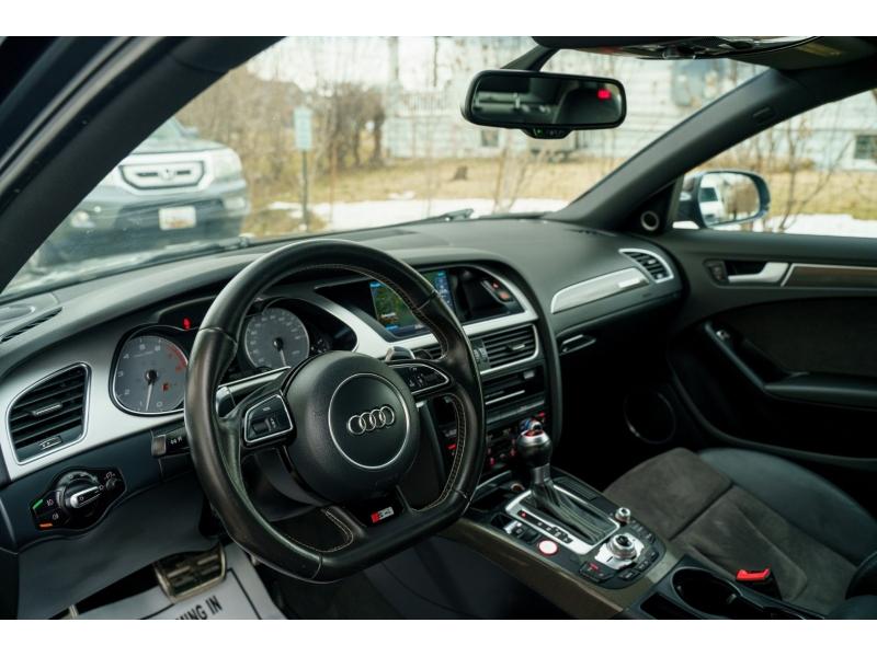 Audi S4 2015 price $17,780
