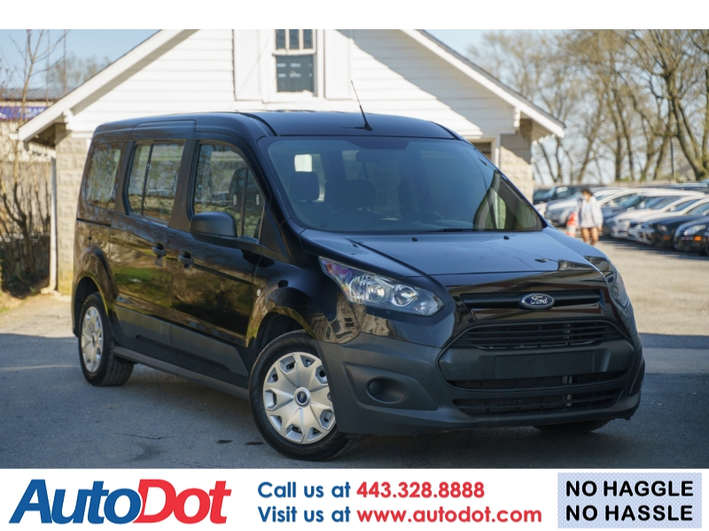 Ford Transit Connect Wagon 2015 price $13,990