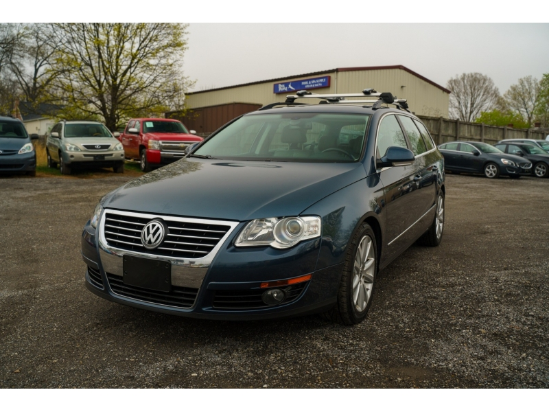 Volkswagen Passat Wagon 2007 price $5,440