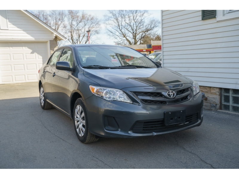 Toyota Corolla 2012 price $10,780