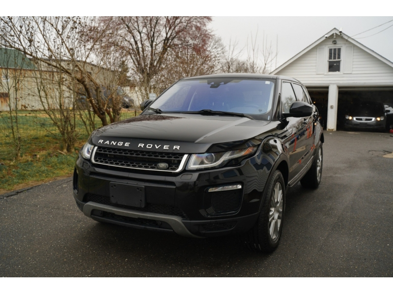 Land Rover Evoque 2017 price $20,770