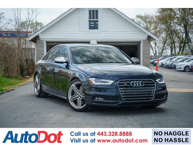 Audi S4 2014 price $21,880