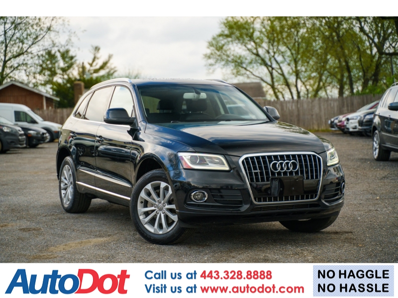 Audi Q5 2013 price $14,990