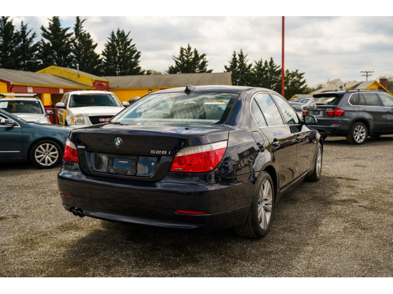 BMW 5-Series 2010 price $9,880