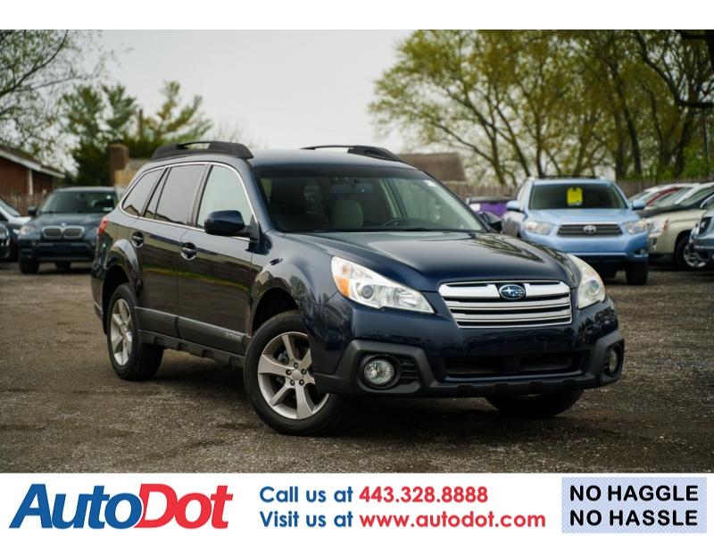 Subaru Outback 2013 price $13,880