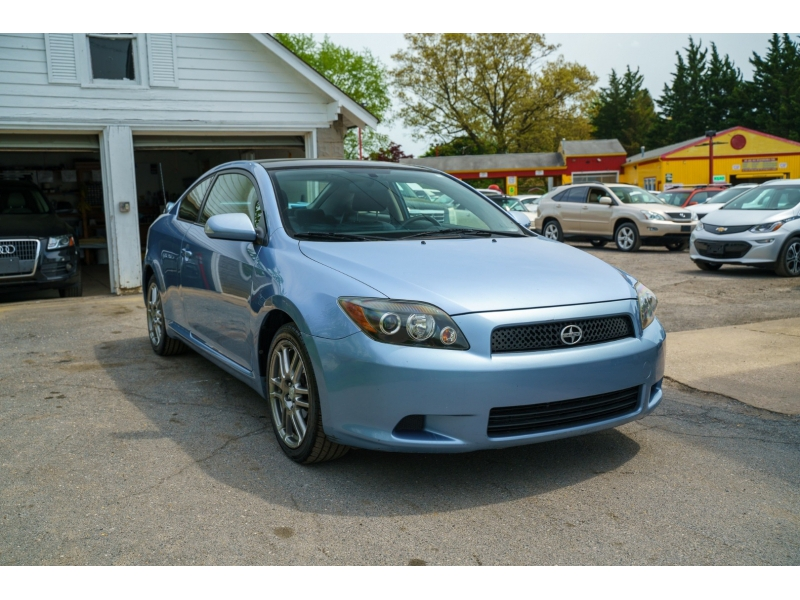 Scion tC 2008 price $7,990