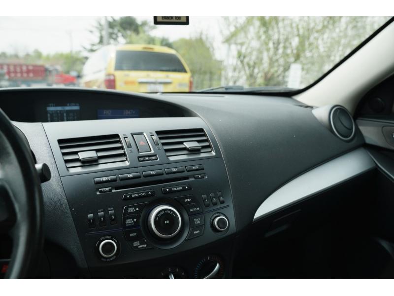 Mazda 3 2012 price $8,690