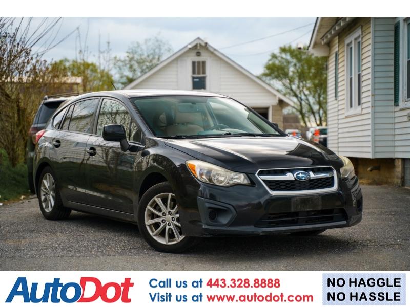 Subaru Impreza 2013 price $9,470
