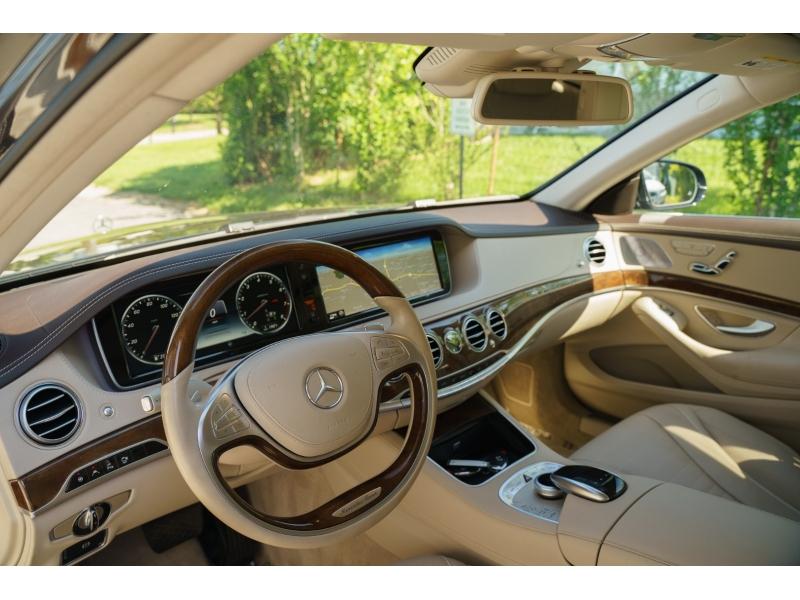 Mercedes-Benz S-Class 2015 price $43,550