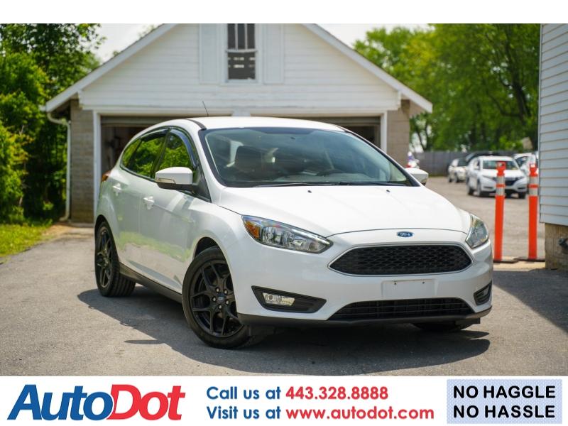 Ford Focus 2016 price $11,770