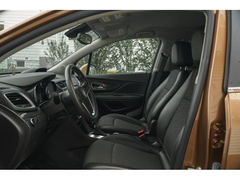 Buick Encore 2016 price $16,770