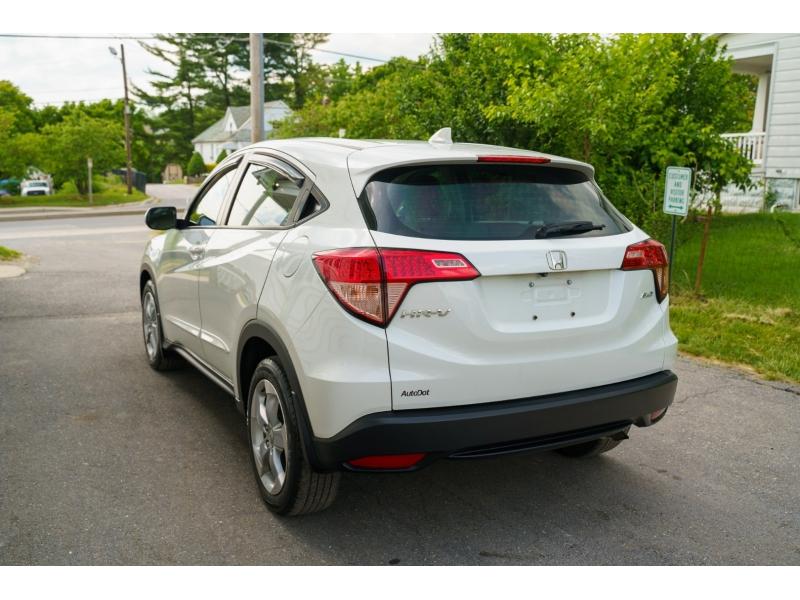 Honda HR-V 2016 price $15,770