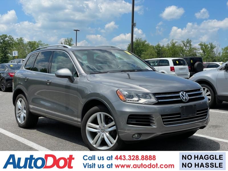 Volkswagen Touareg 2013 price $17,770