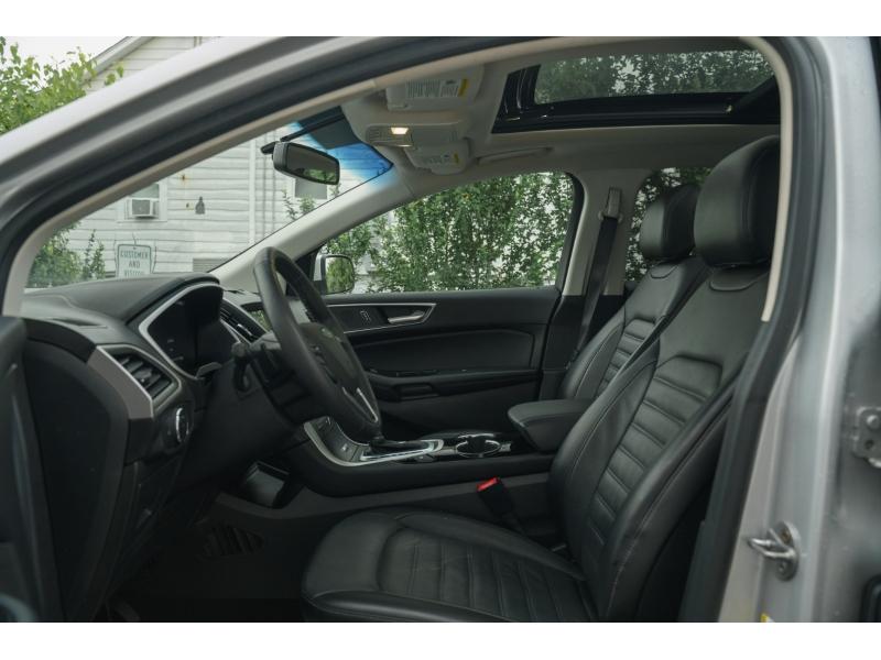 Ford Edge 2017 price $20,990