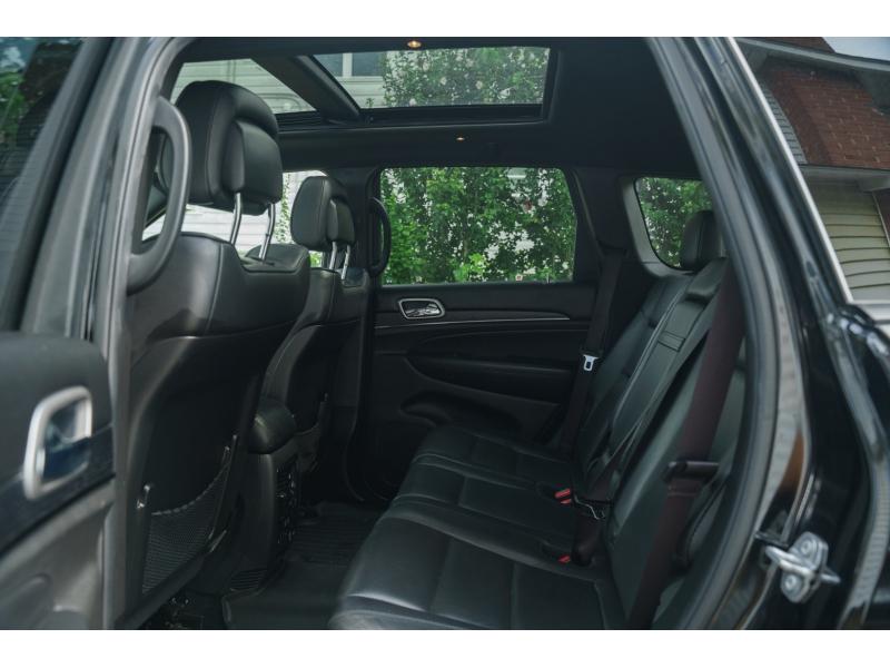 Jeep Grand Cherokee 2018 price $33,790