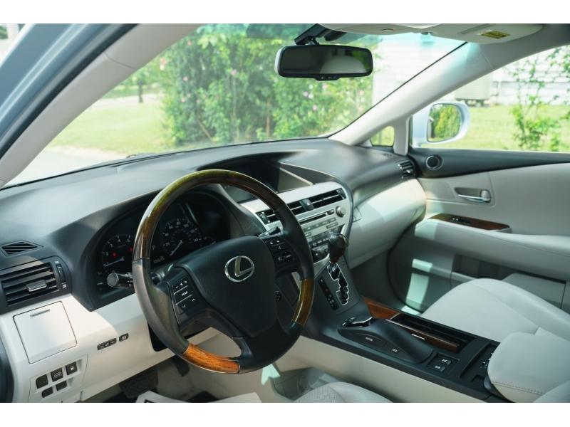 Lexus RX 350 2012 price $18,770
