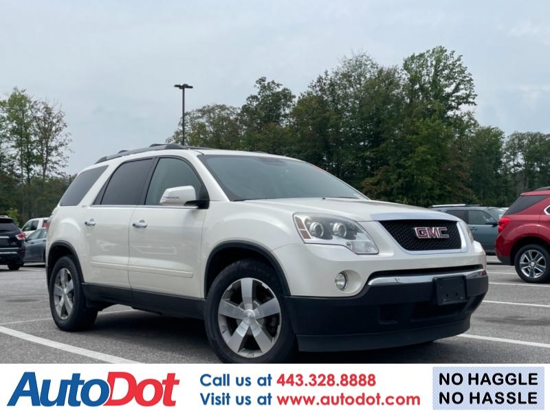 GMC Acadia 2012 price $14,770