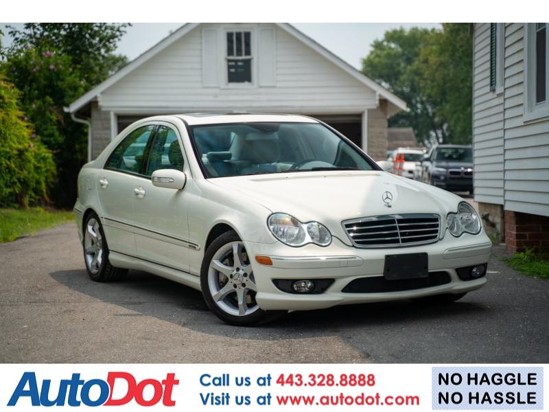 Mercedes-Benz C-Class 2007 price $9,770