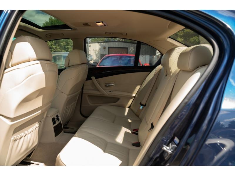 BMW 5-Series 2008 price $11,990