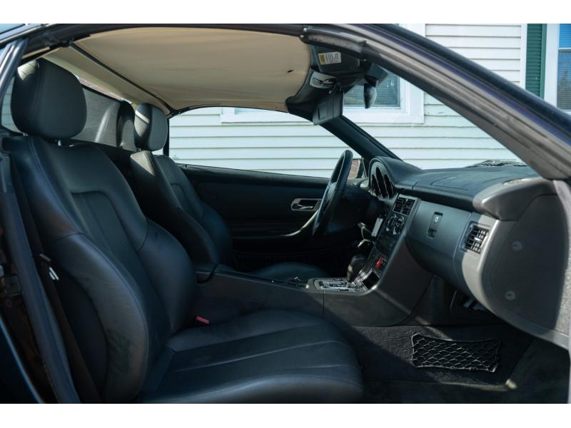 Mercedes-Benz SLK-Class 2001 price $11,990
