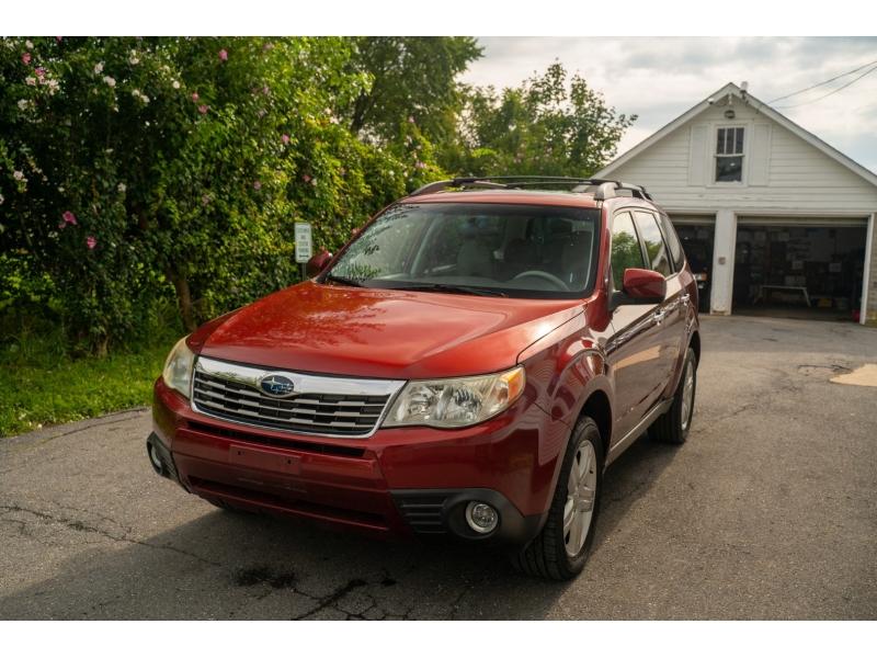 Subaru Forester 2010 price $12,770