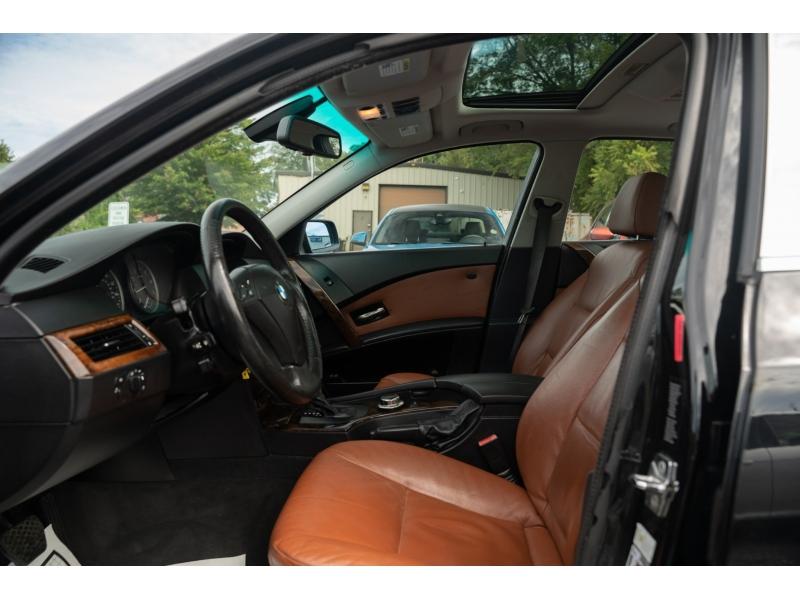 BMW 5-Series 2007 price $7,490