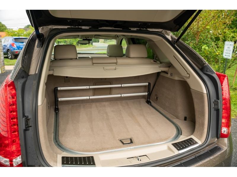 Cadillac SRX 2015 price $20,990