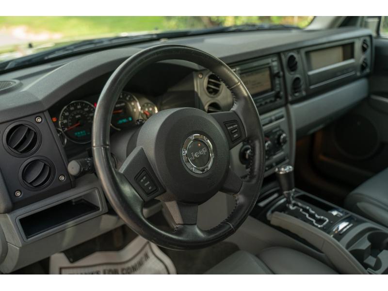 Jeep Commander 2007 price $11,790