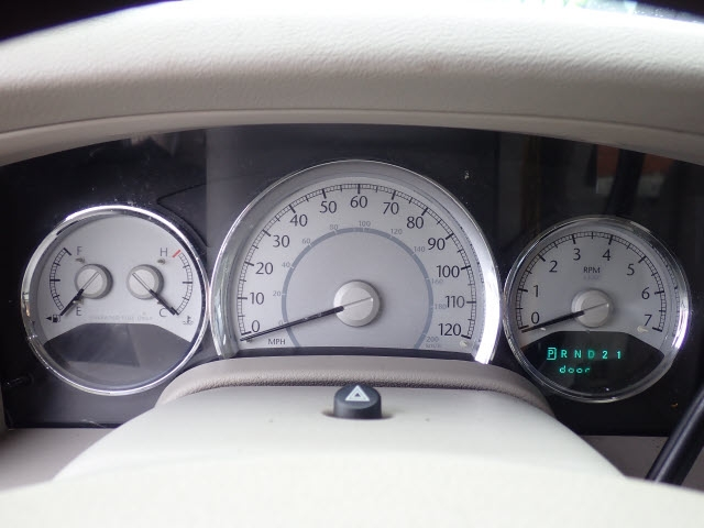 Chrysler Aspen 2008 price $4,995