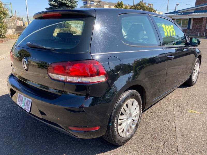 Volkswagen Golf 2010 price $3,995