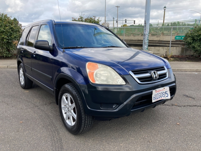 Honda CR-V 2004 price $2,895