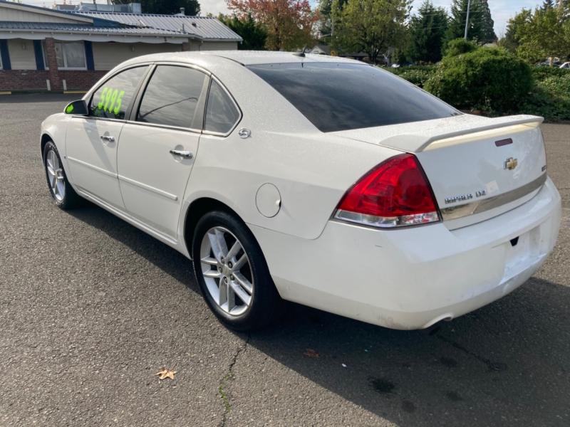 Chevrolet Impala 2008 price $4,995