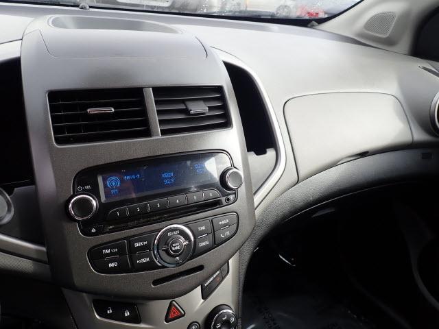 Chevrolet Sonic 2012 price $5,695