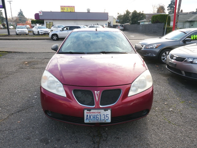 Pontiac G6 2008 price Call for Pricing.