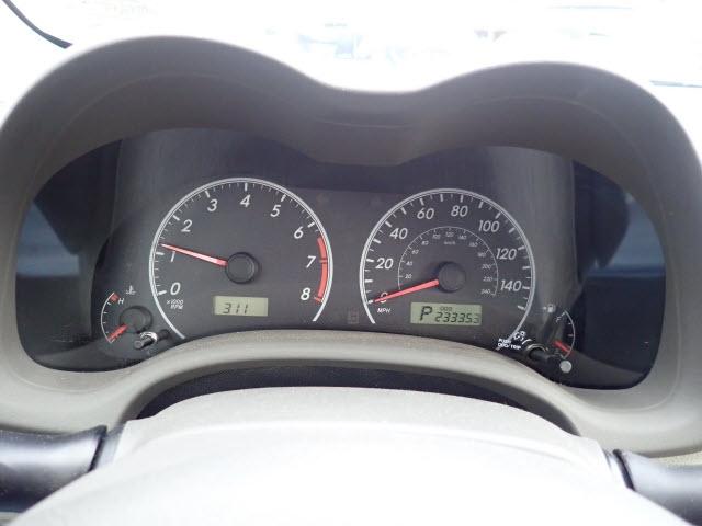 Toyota Corolla 2010 price $3,995