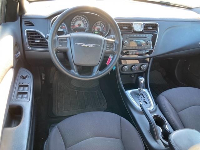 Chrysler 200-Series 2012 price $6,495