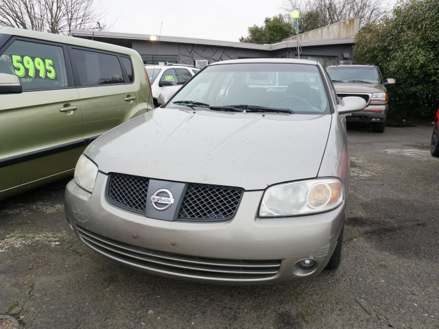 Nissan Sentra 2006 price $2,995